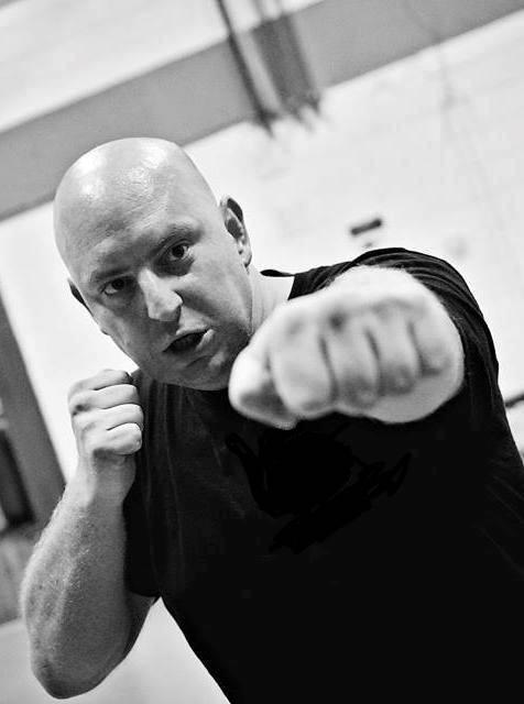 Srdan - Teaching Krav Maga