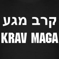 Letters Krav Maga