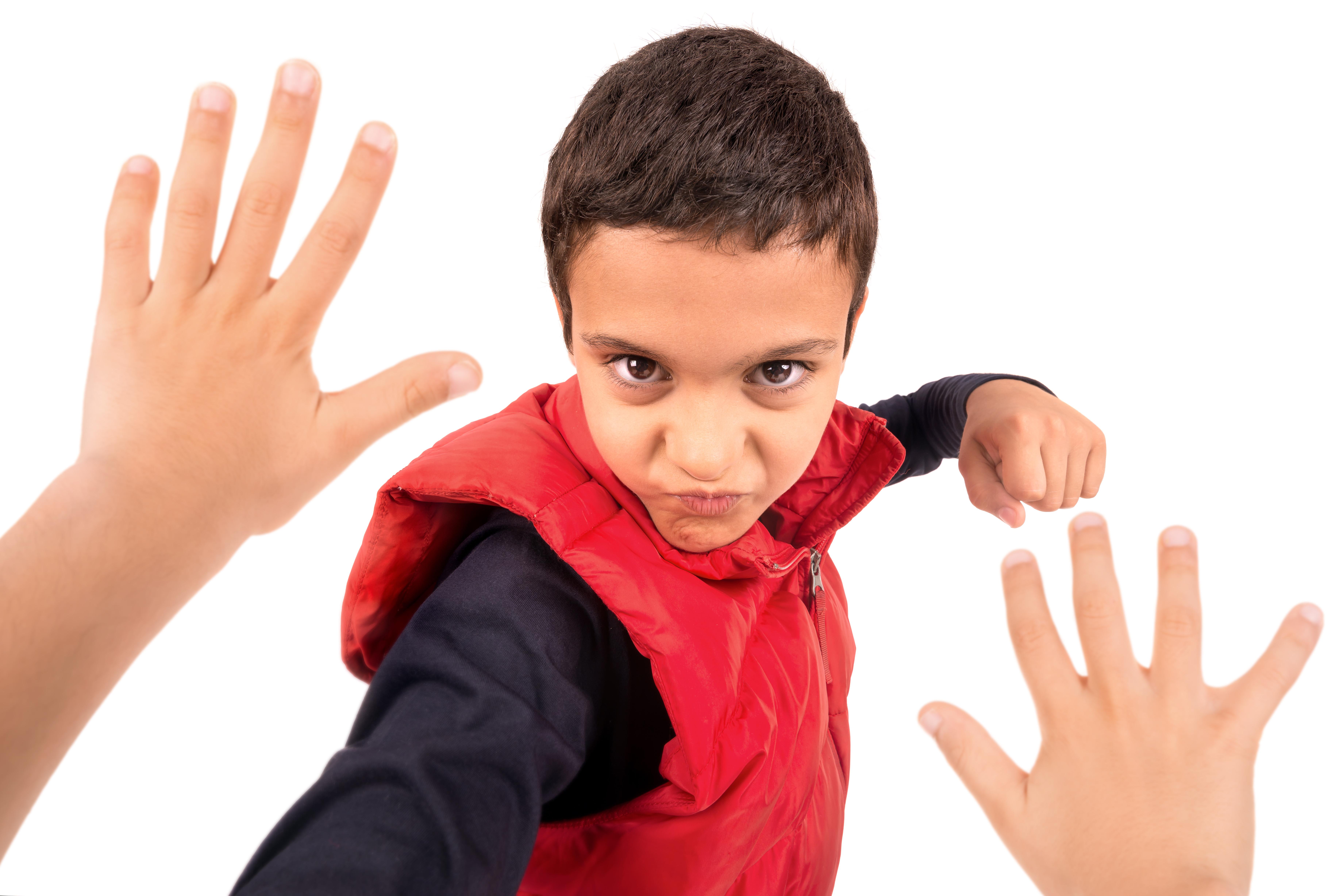 Boy Bullying 1