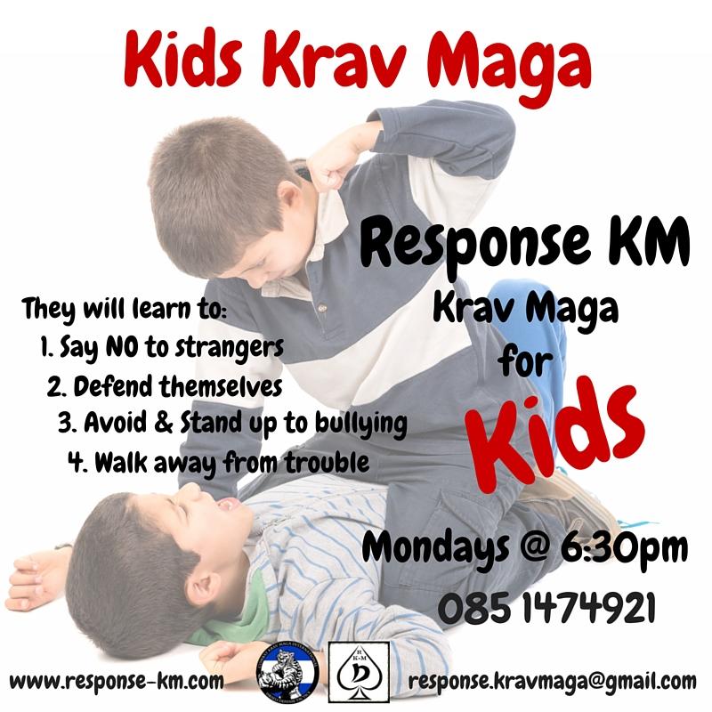 Kids Krav Maga Limerick